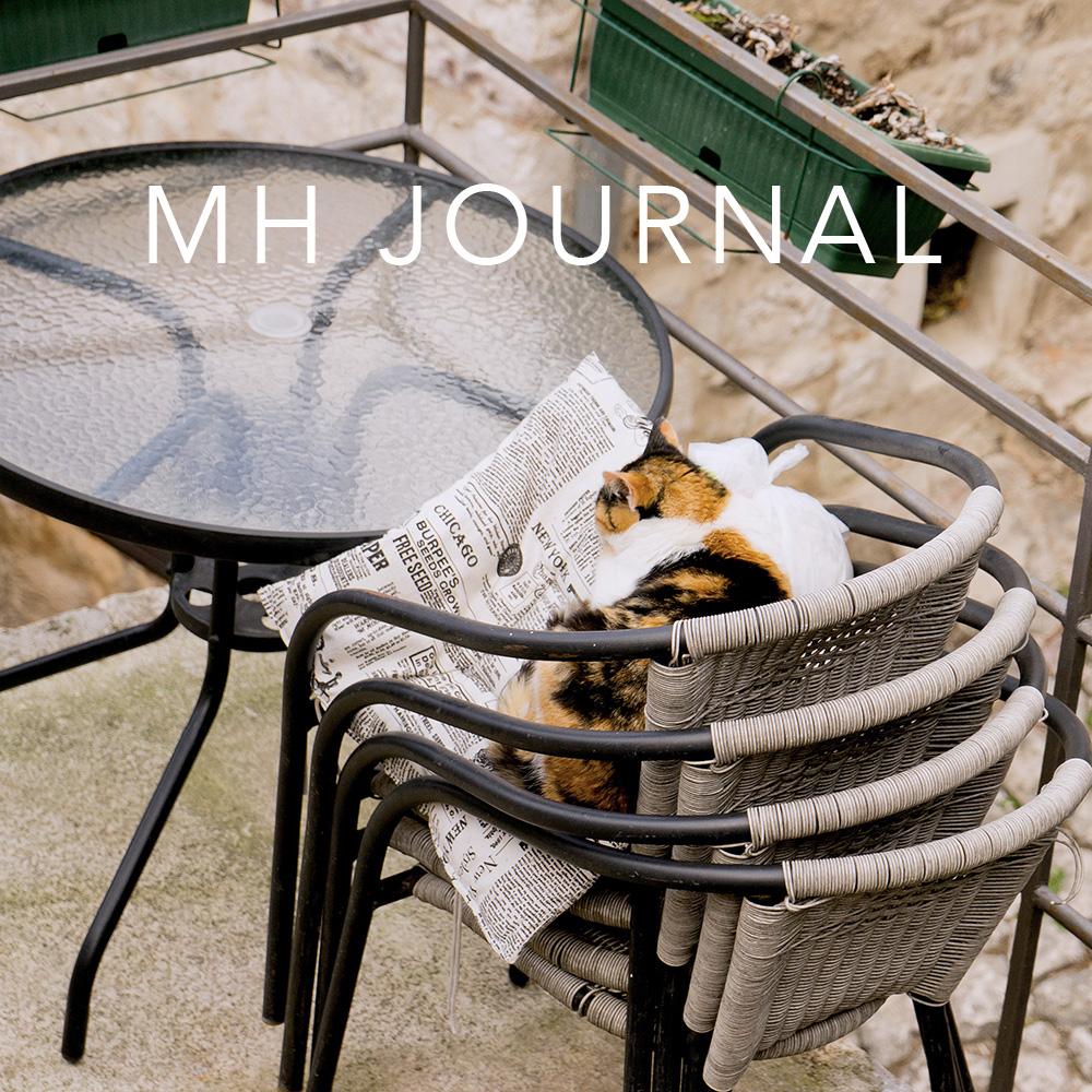 michel herbelin ミッシェル・エルブラン MH JOURNAL