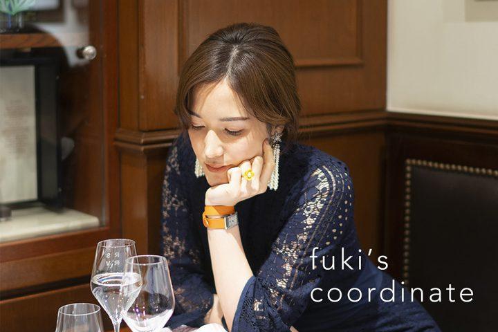 ミッシェル・エルブラン MHJ fuki's coordinate