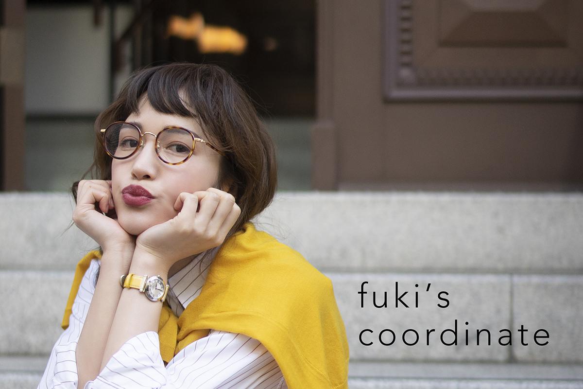 神向ふき アンタレス fuki's coordinate